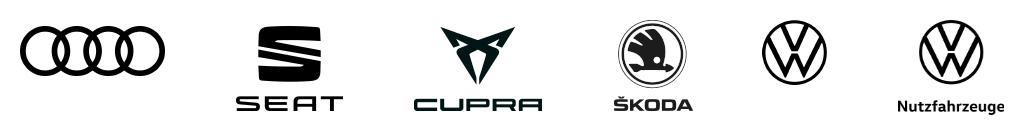 KFZ Abrufschein Logos