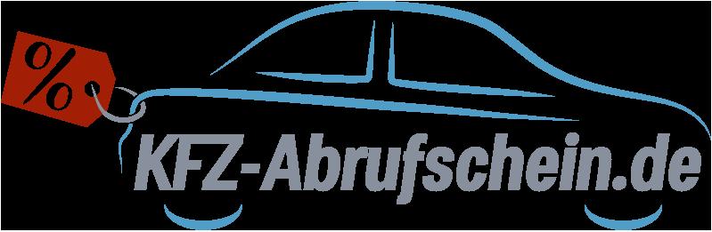 KFZ Abrufschein Logo